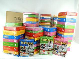 週刊 ディズニー・パレード 全100巻 完結セットの買取り価格