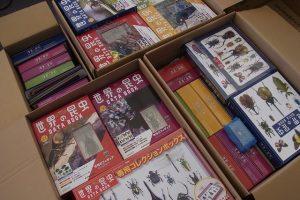 隔週刊 世界の昆虫データブック 全60巻 完結セット