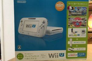 Wii Uの買取