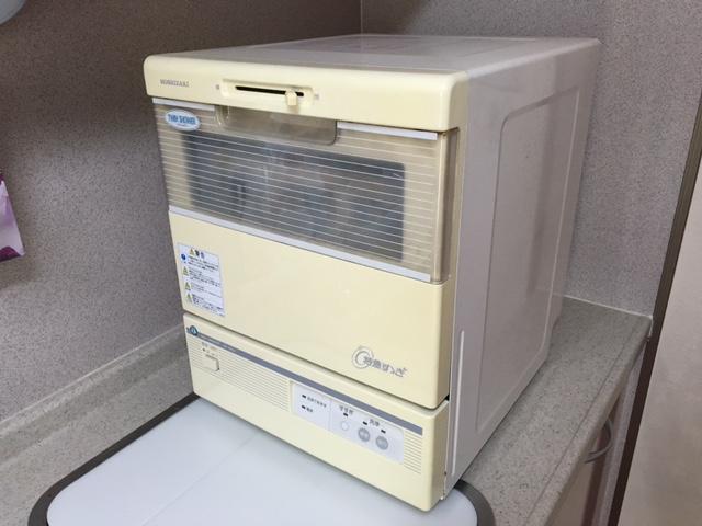 ホシザキ 家庭用 食器洗浄機 特急すすぎ JW-10C2 (50HZ)