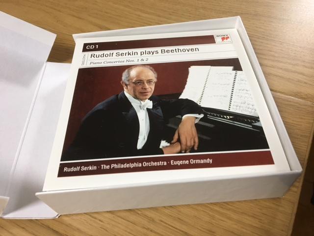 Rudolf Serkin CD買取