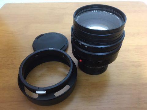 LEITZ NOCTILUX-M 1:1/50 E60 買取