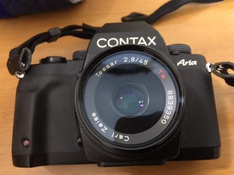CONTAX Aria 買取