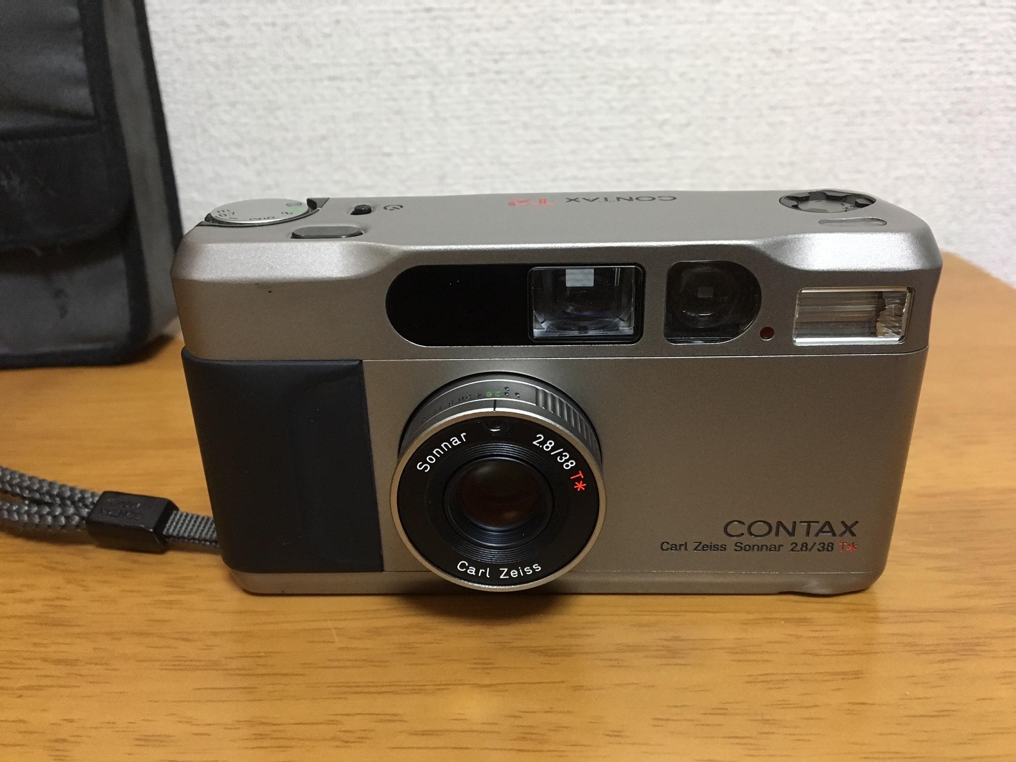CONTAX コンタックス T2 買取価格
