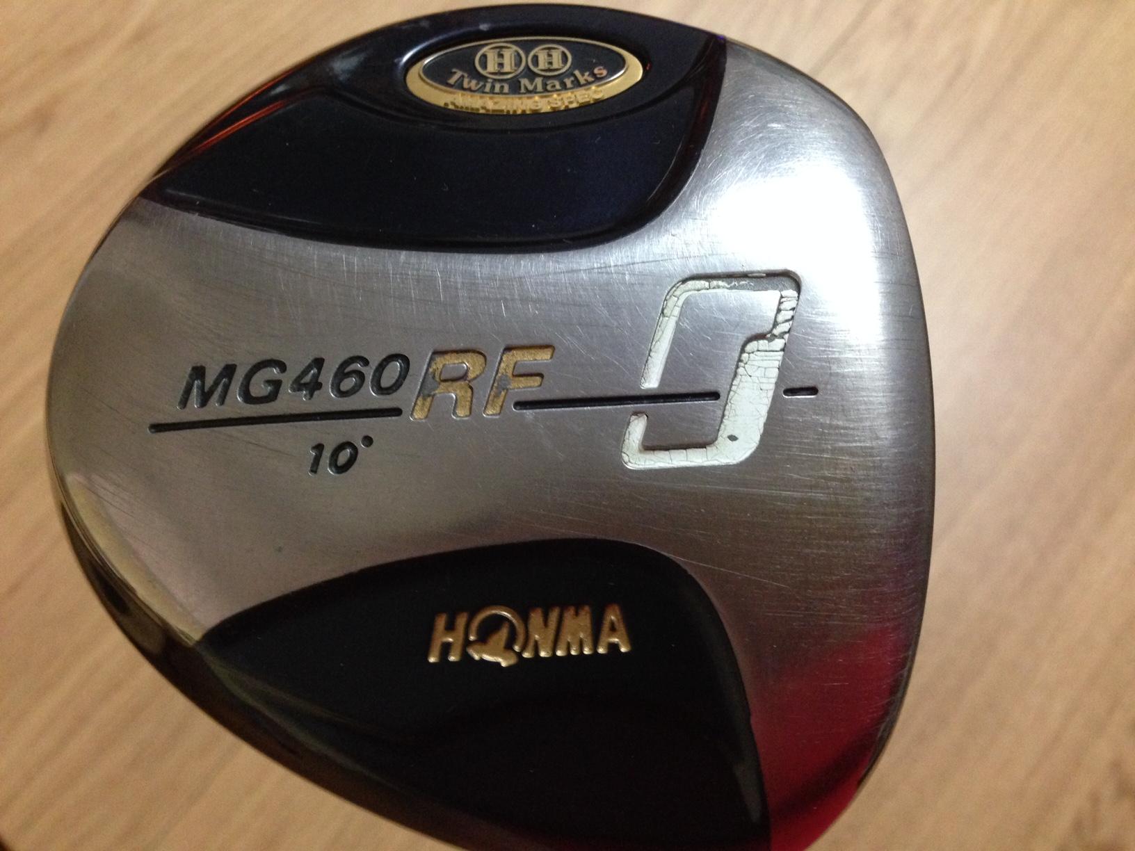 HONMA製 Twin Marks MG460 RF10° ARMRQ 851(R) 3スター