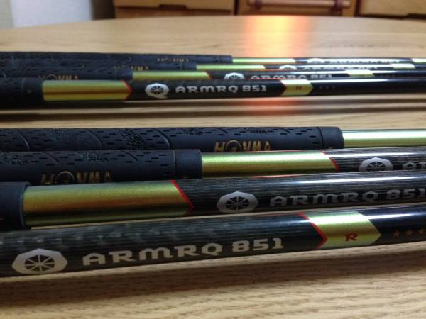 ARMRQ 851(R) / 3スター