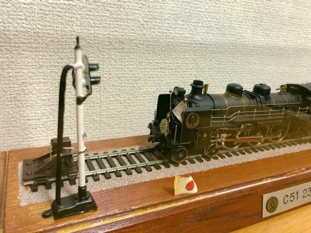 天賞堂 国鉄 C51 239 お召用機関車 HOゲージの買取④