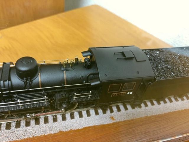 天賞堂 国鉄 C51 239 お召用機関車 HOゲージの買取⑤