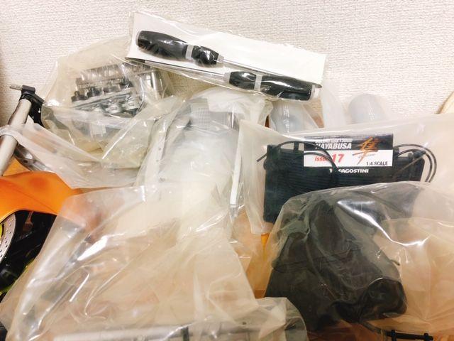 週刊 SUZUKI スズキ HAYABUSA 隼 GSX1300Rの出張買取-5